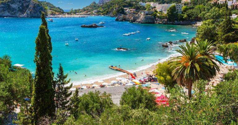 Sailing to Corfu with Lepanto Yachting
