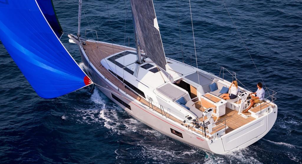 Nafpaktos sailing with Oceanis 46.1, lepanto yachting